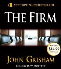 The Firm (John Grisham), John Grisham, Good Condition, Book