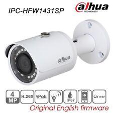 Dahua 4MP Bullet IP Security Camera 3.6mm H.265 POE IP67 IR WDR ICR IPC-HFW1431S