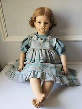 """New ListingDesigner Doll """"Kathe"""" by Annette Himstedt"""