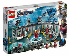 Lego 76125 Marvel Iron Man Hall Of Armor