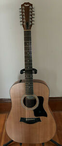 Taylor 150e 12 String acoustic/electric guitar with gig bag