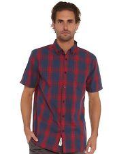 The Academy Brand BNWTS Mens Payton  S/S Shirt sz L RRP $59.99