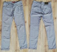 Sale% Pierre Cardin Herren Jeans Fit Deauville  W33 L34 Kariert Hose Regular