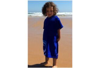 Poncho changing robe - Back Beach Co