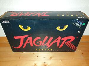 # Atari Jaguar Konsole in OVP - voll funktionstüchtig und gut erhalten ##