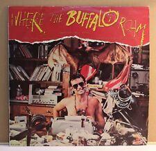 Where The Buffalo Roam-Various-The Original Movie Soundtrack, MCA Label (Ex)