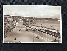 Photochrom Postcard Douglas I.O.M. , Harris Promenade 79921 - PCBOX1
