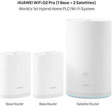 Fachhändler: HUAWEI Wi-Fi Q2 Pro (1 Basis + 2 Satelliten)