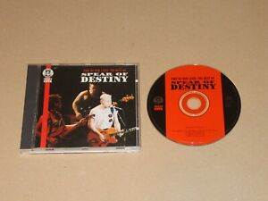 Spear Of Destiny - Time Of Our Lives: The Best Of, CD UK 1995 (CDOVD 449) Vg+/Ex