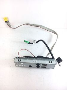 Dell 3D62W Optiplex 3020 SFF Front IO Assembly & Cable