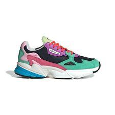 Adidas Women Originals FALCON Shoes Colour Collegiate Navy/Collegiate Navy/Green