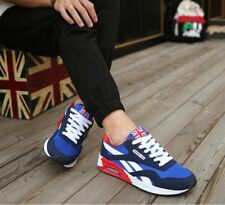 New Light Air Cushion Men Running Sneakers Jogging Shoes Outdoor Breathable