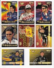 1999 High Gear MPH NUMBERED PARALLEL #59 Kenny Wallace #015/100! SCARCE!