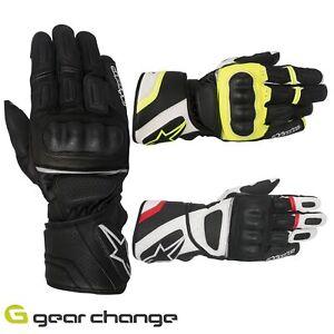 Alpinestars SP-Z Drystar Waterproof Motorcycle Motorbike Gloves
