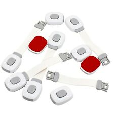 InteliKit Baby Safety Locks/Latches Child Proof (5 pcs) No Tools Required
