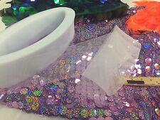 Crinoline horsehair braid trim wedding dress-insulation 3 inches 50 yard White