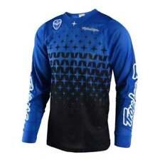 Jersey de motocross Troy Lee Designs color principal azul