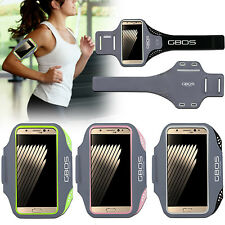 GBOS® Sports Armband For Samsung Galaxy Note 8 Adjustable Running Exercise Case