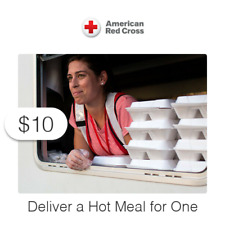 $10 Charitable Donation For: Deliver a Hot Meal for One