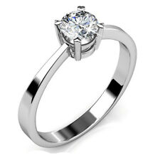 SOLITAIRE RING FT CRYSTALS FROM SWAROVSKI KCR800