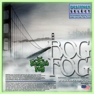 Froggy's Fog - Bog Fog (1 Litre) - Now Available In The UK