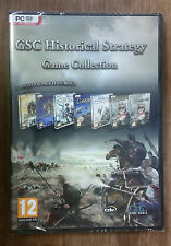 GSC Historical Strategy Game Collection (PC DVD-ROM) UK IMPORT