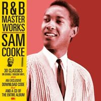 SAM COOKE - R&B MASTER WORKS - GATEFOLD 180 GR 2 VINYL LP + CD NEW!