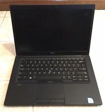 Dell Latitude 7480 14in. (256GB, Core i7 6th Gen 2.6GHz, 8GB) Laptop Notebook