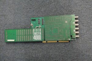 Video Toaster 4000 Untested