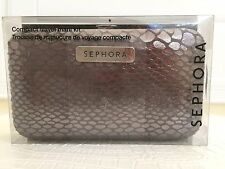 SEPHORA Travel Manicure Pedicure Kit Set 6 Pieces Nail Tools BNIB Authentic New