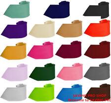 Mens Ties Neckwear® New Hot Trend! Solid Color Plain Classic Necktie Men's Tie