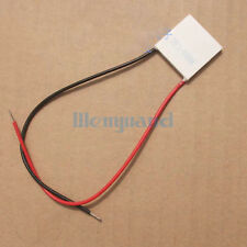 25x25x3.5mm 8A 5.78V 27.4W Tec1-04908 Thermoelectric Cooler Peltier Heatsink