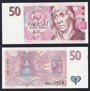 Cecoslovacchia 50 korun 1994 SUP/AU  C-07