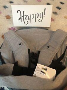 Happy Baby Original Carrier- Stone - Brand New