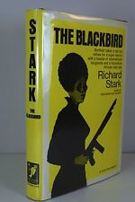 The Blackbird by Richard Stark Donald Westlake, 1st Printing Edition, Signed,
