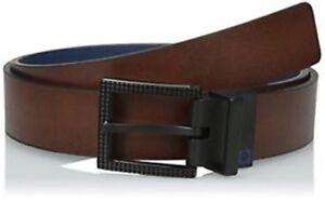 Kenneth Cole Men's 32 mm Reversible Resin Bottom Belt 32 026217103310
