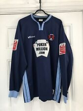 2006-07 Long Sleeved Leyton Orient Away Shirt - XL