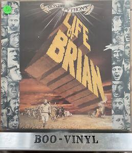 MONTY PYTHON'S - LIFE OF BRIAN 1979 Vinyl LP, Original Motion Picture Soundtrack