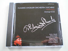 CLAUDIO ANGELERI ORCHESTRA TASCABILE MONK KEYS CD GIANLUIGI TROVESI LIVE RARE