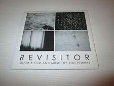 JON PORRAS Revisitor DVD BARN OWL GARDEN SOUND EARTH SUNN O))) NO LP CD