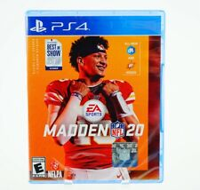 Madden Nfl 20: Playstation 4 [Brand New] Ps4