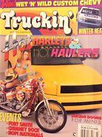 Truckin' Magazine Harleys & Haulers March 1995 100917nonrh2