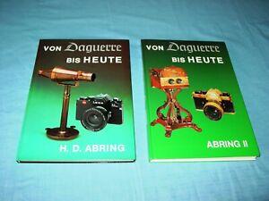 VON DAGUERRE BIS HEUTE  H.D. ABRING UND ABRING II