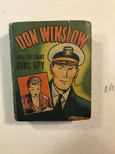 Better Little Book BLB # 'Don Winslow' 1946