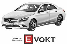 Original Mercedes-Benz model car 1:18 CLA C117 polar silver magno metal Norev