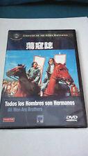 """DVD """"TODOS LOS HOMBRES SON HERMANOS """" PRECINTADA SHAW BROTHERS CHANG CHEH"""