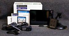 Rand McNally TND Tablet TNDT80B Truck GPS w/Box & Accessories