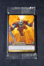 (9) World of Warcraft WoW TCG Jackknife Fires of Outland Promo Extended Art C