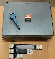 Frank Adam QSF-4033 400Amp 240Volt 3-Pole Panelboard Switch
