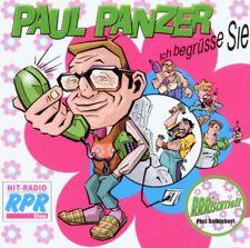 PAUL PANZER 'ICH BEGRÜSSE SIE' CD NEU